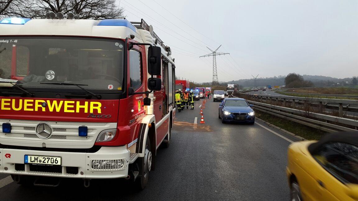 Unfall Merenberg