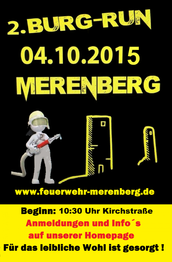 01_3 Plakat Burg Run 2015